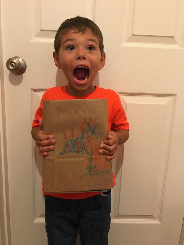 Braden Pete, Kindergarten