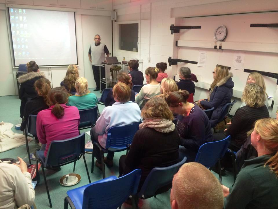 Musings at the end of an evening session on the General Approach to the Emergency Patient and Dyspnoeic Cats at  Wendover Heights Veterinary Centre  (30.3.15)