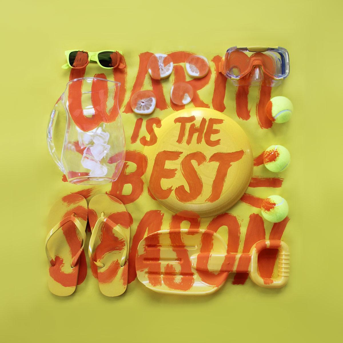 target-summer-typography-lettering