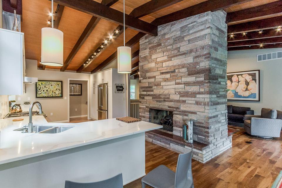Whether you are remodeling or building, or doing a simple refresh, we strive for the highest standards on every project. -