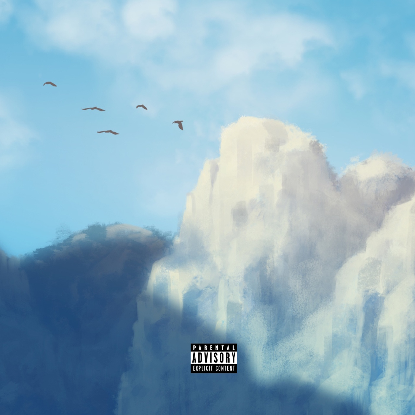 In the Clouds EP Explicit CoverART (1).JPG