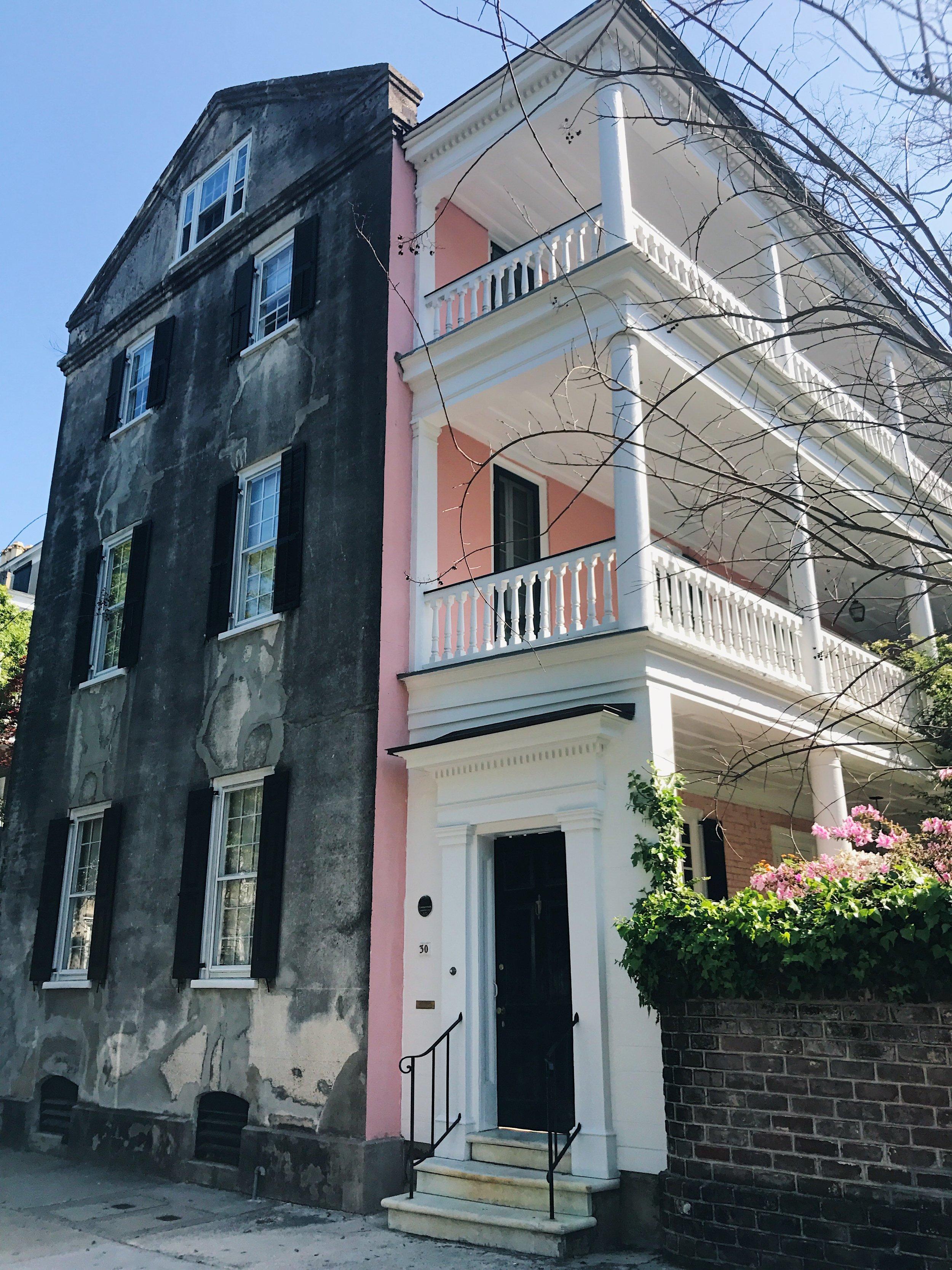 Architecture of Charleston South Carolina