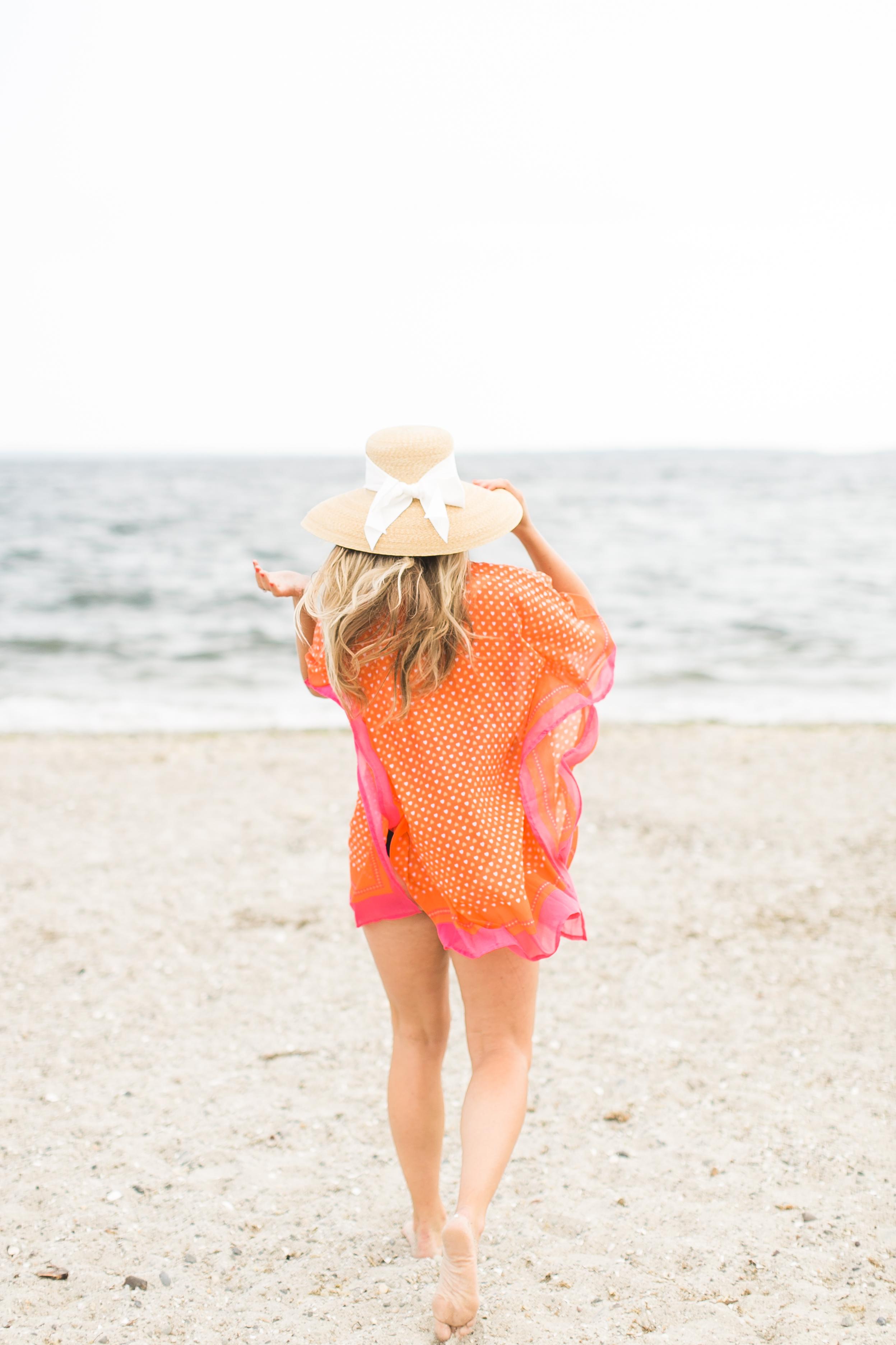 beach attire new england blogger