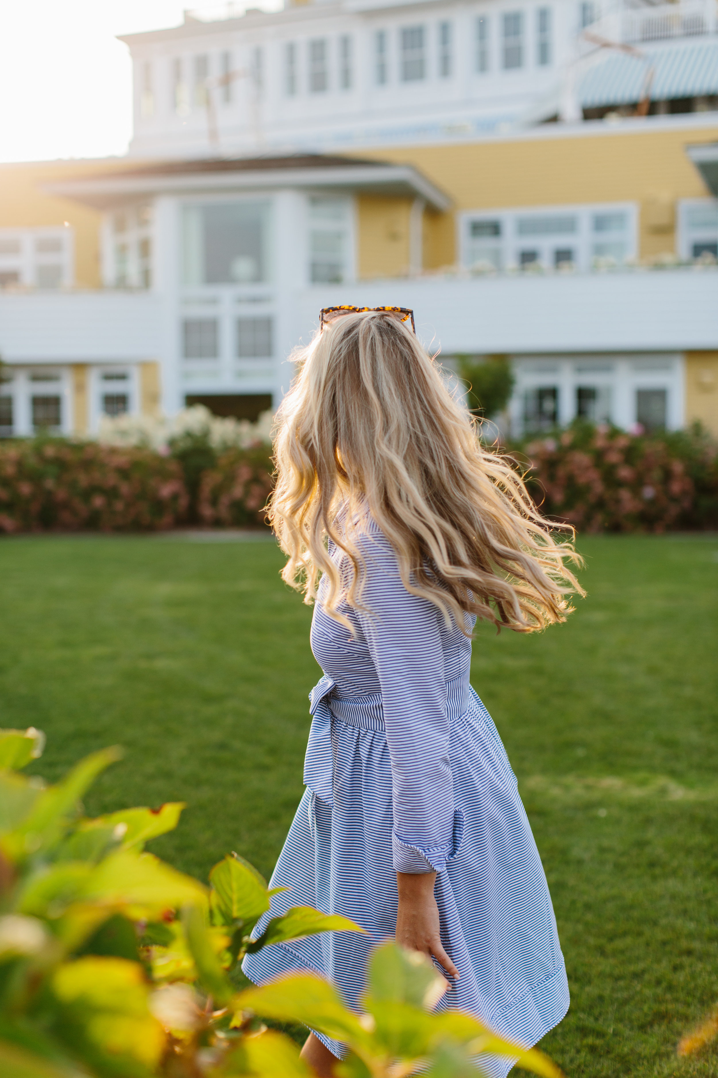 New England Blogger Luxury Resort