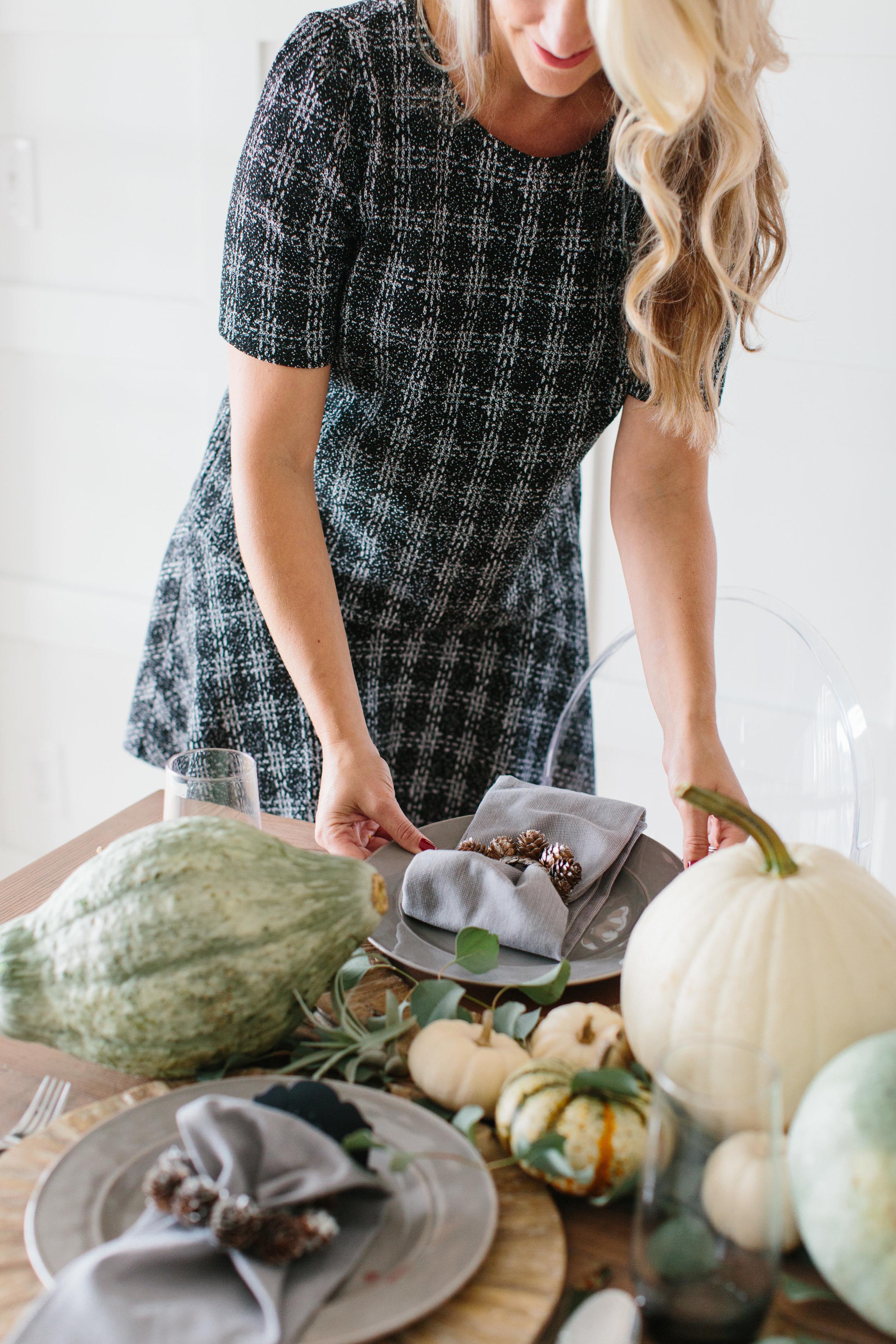 thanksgiving entertaining tips new england blogger