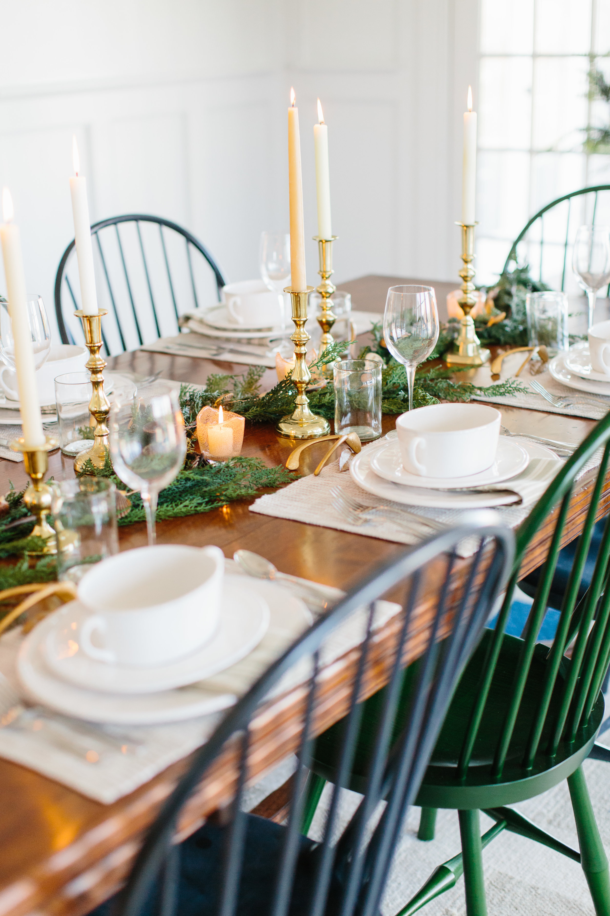 New England and Nantucket Inspired Holiday Decoration Ideas