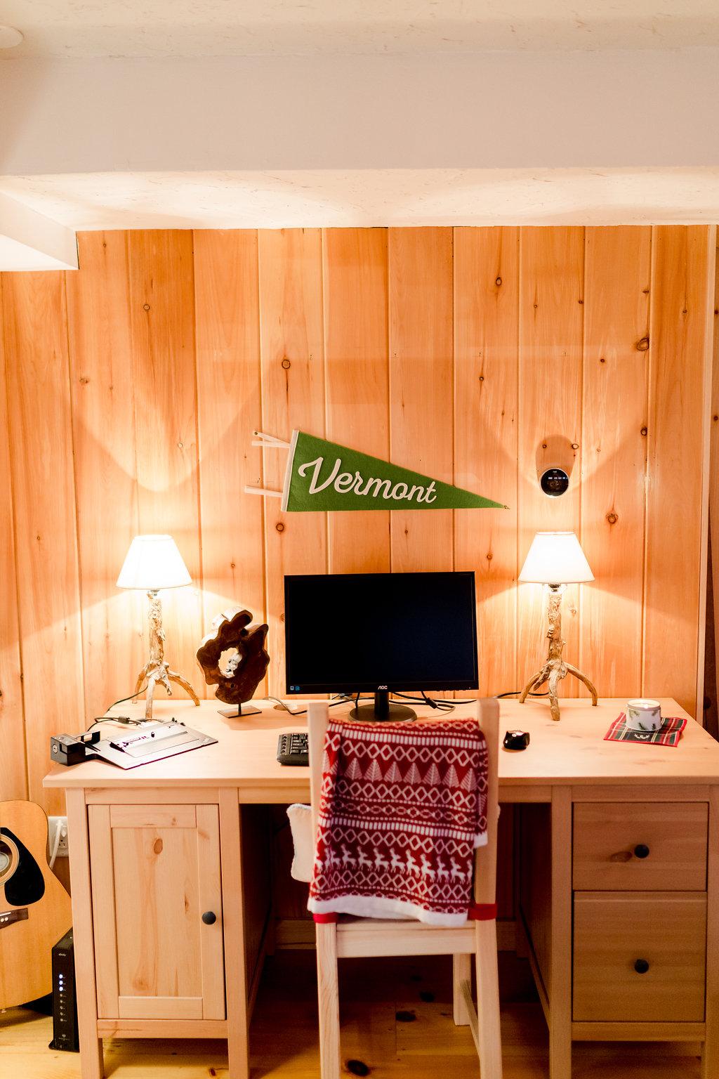 Vermont Ski House Design