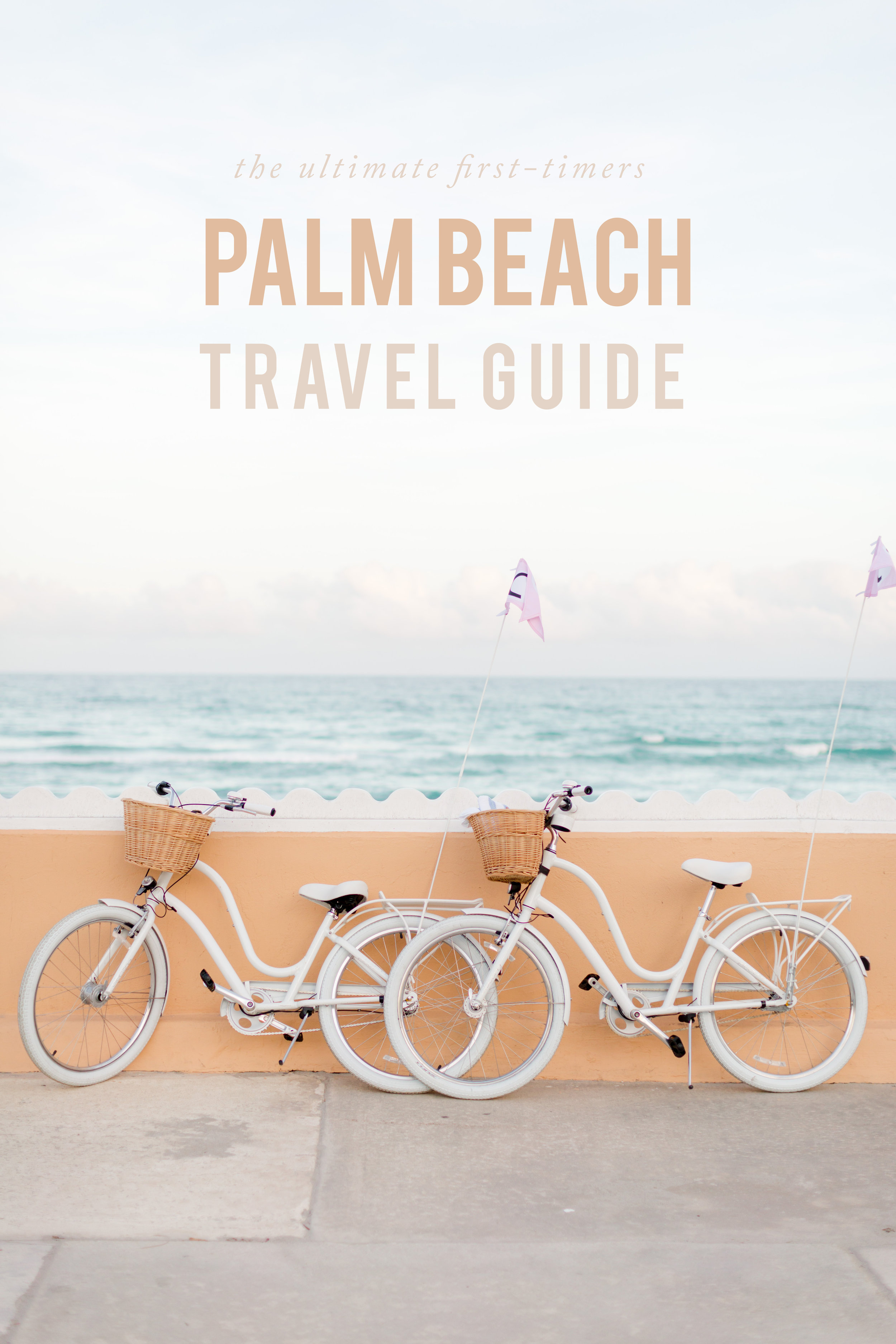 The Ultimate Palm Beach Travel Guide from Abby Capalbo | Photography: Erin McGinn