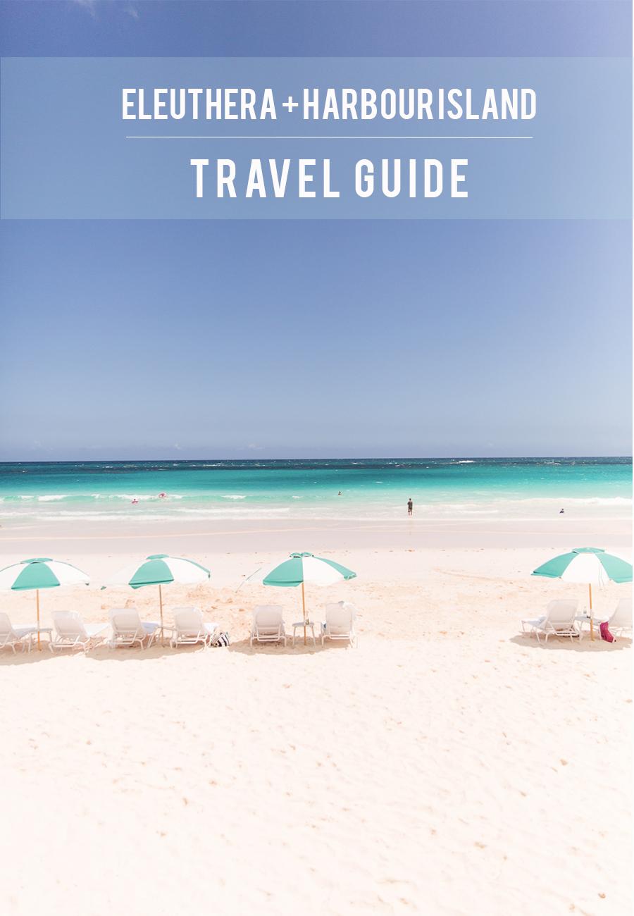 Bahamas Travel Guide from Abby Capalbo
