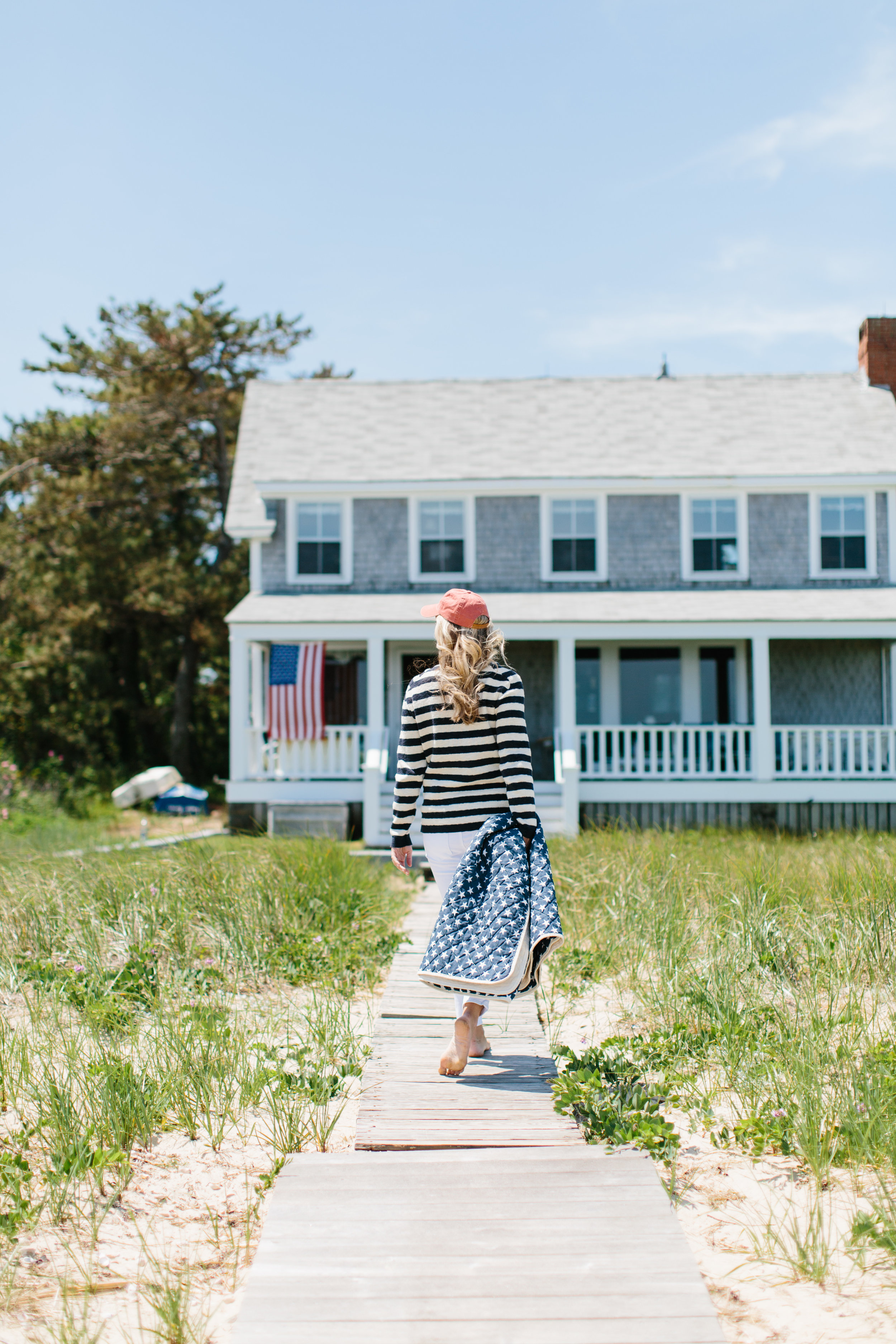 Fourth of July Nantucket from Abby Capalbo | Photography: Erin McGinn