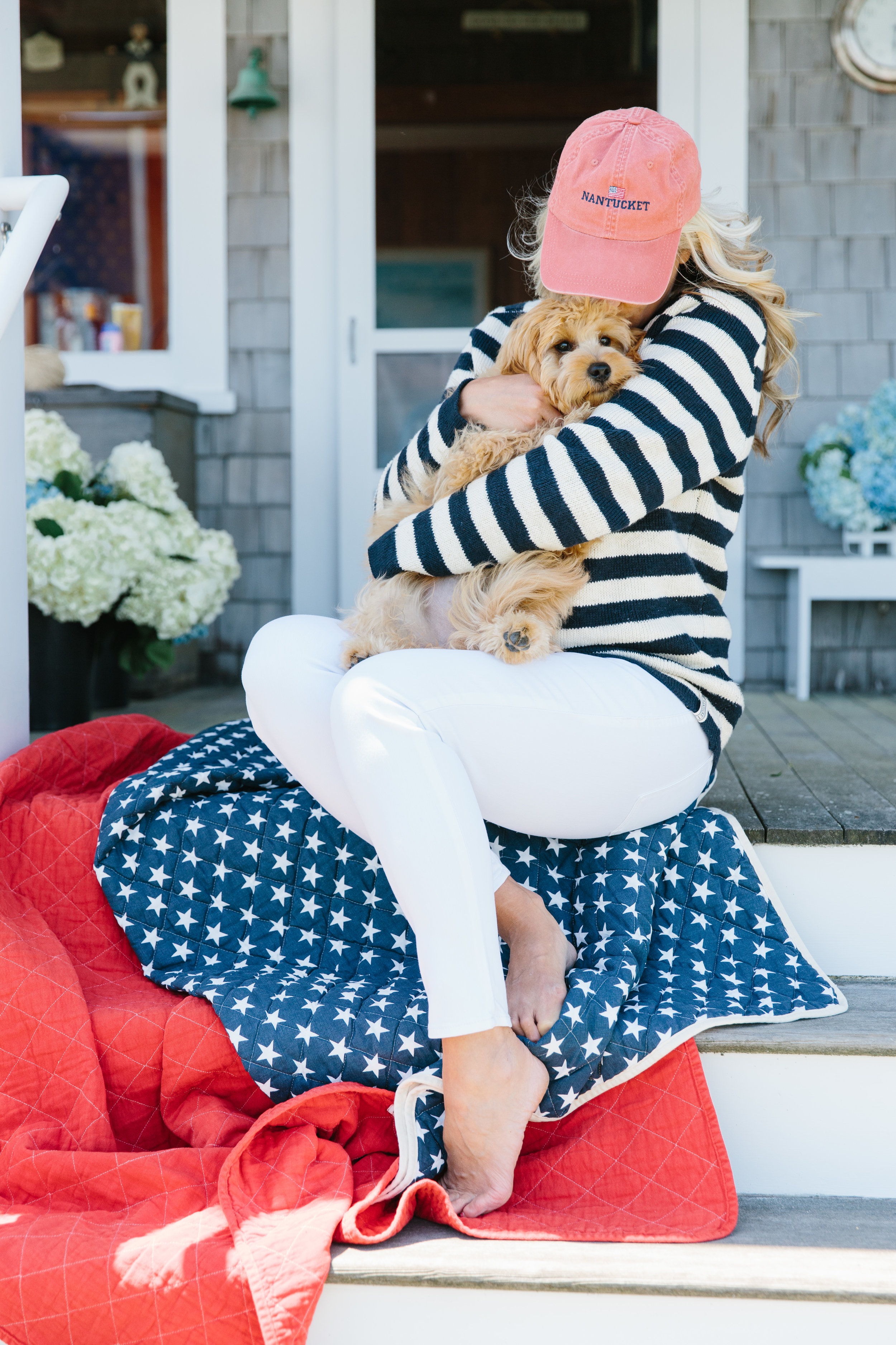 Fourth of July on Nantucket from Abby Capalbo | Photography: Erin McGinn
