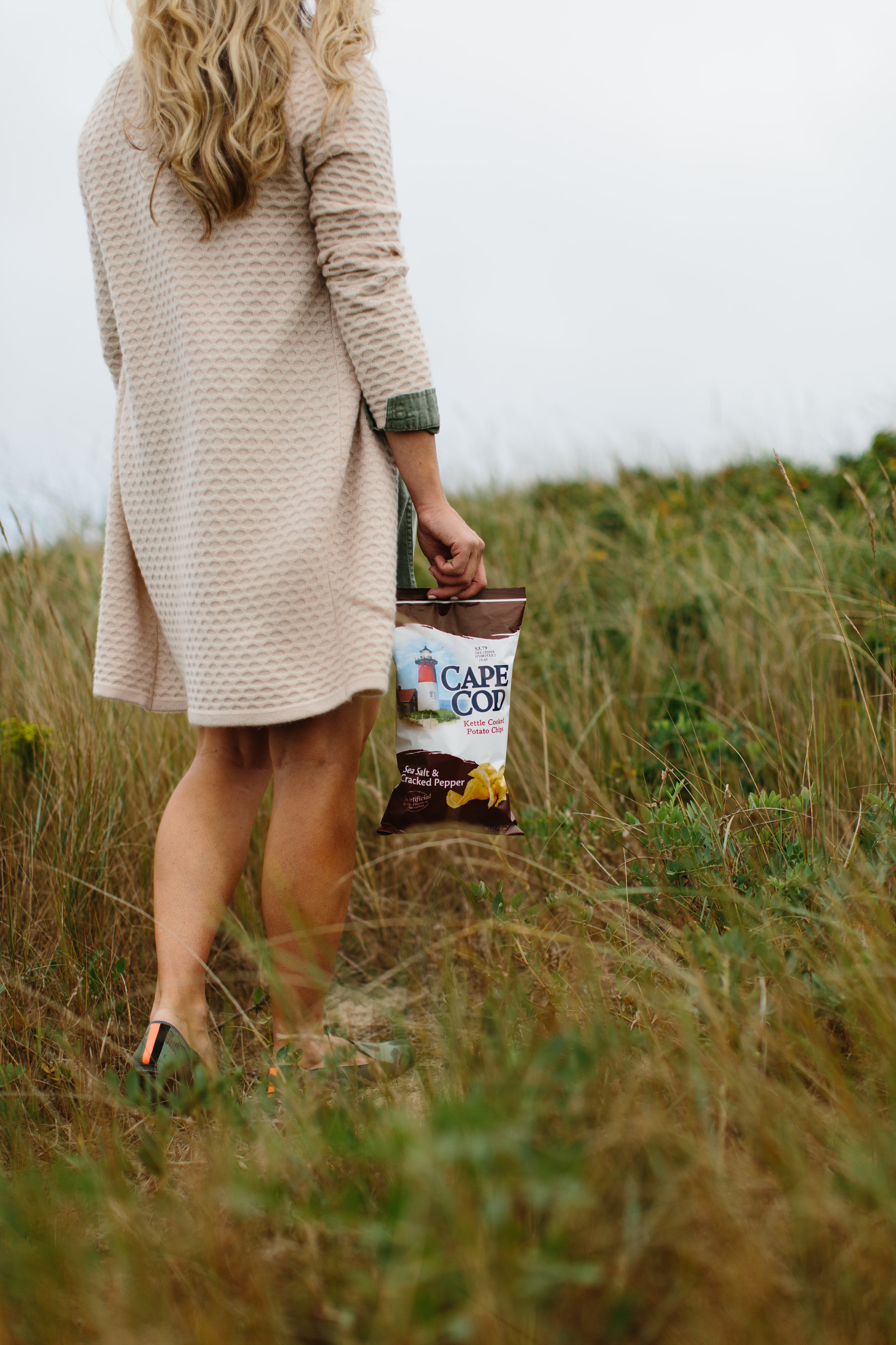 Cape Cod Potato Chips Nantucket New England Travel Blogger Abby Capalbo | Photo: Erin McGinn