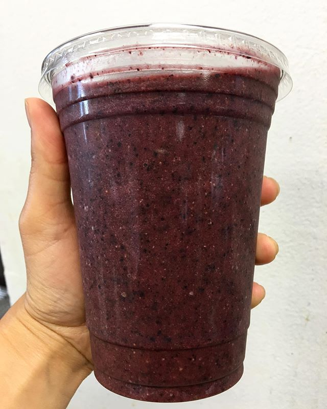 Protein Vitality is where it's at!! Have you got your smoothie today? Smoothies are great for everyday 🙌🏽 #smoothie #veganfood #organiquejuicebar #healthyfood #fruits #healthybreakfast