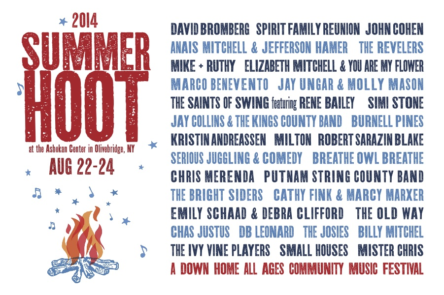 SUMMER HOOT 2014
