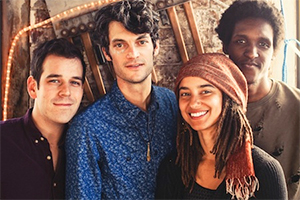 Inspired by this journey touring the globe with Bombino, the Tuareg guitar hero from Niger, Avi Salloway wrote the material that will be released on his band  Billy Wylder 's new album this year. The music weaves together American folk and rock with sensibilities from the Sahara Desert: think Andrew Bird meets Ali Farka Toure, Pete Seeger and Talking Heads. Mother Earth is at its center, surrounded by stories of love, conflict, change and dreams.