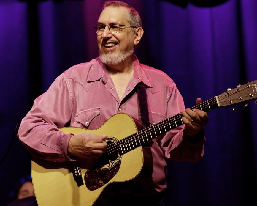 david bromberg - His five-and-a-half decade journey has included early adventures with Bob Dylan, Jerry Garcia, Reverend Gary Davis, John Hartford, and more. Bromberg is master of the guitar, a lover of blues & roots, and is most-loved for his raw and playful on-stage energy.