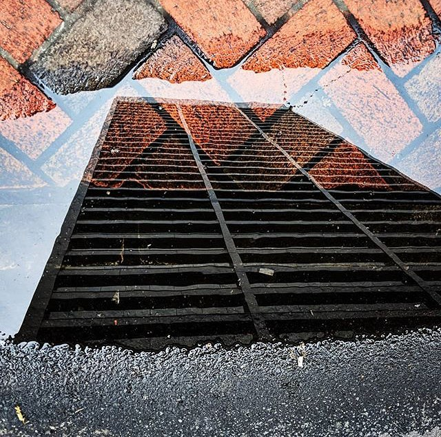 So many great #puddlegrams coming in from our weekend rain challenge. We especially love this fresh take on the landmark Equitable building from @atlurbanist.  13 hours left to donate to our Power2Give and have your donation matched dollar for dollar! Head to the link in our profile to contribute. Every dollar helps.