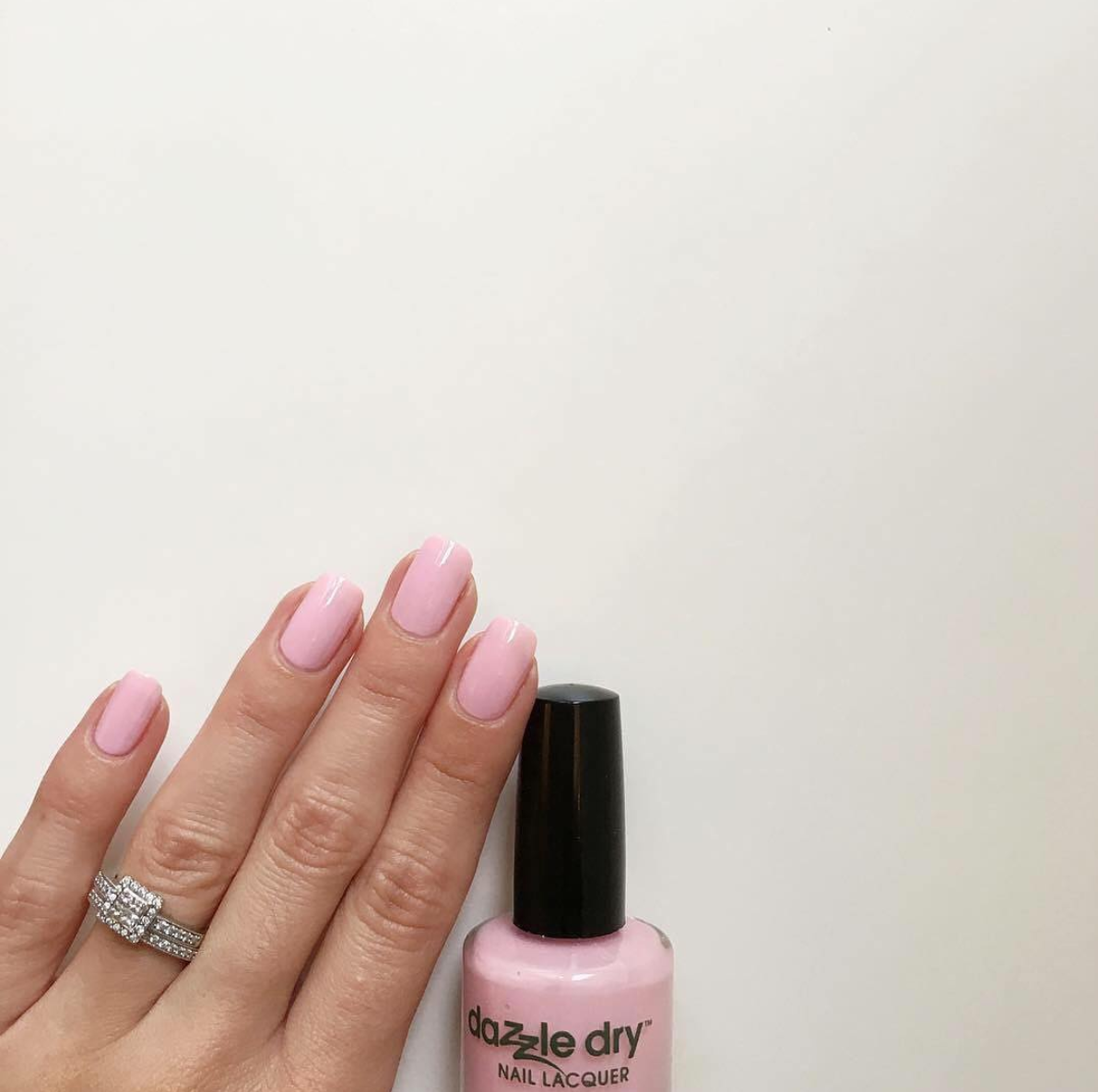 Dazzle Dry nail lacquers