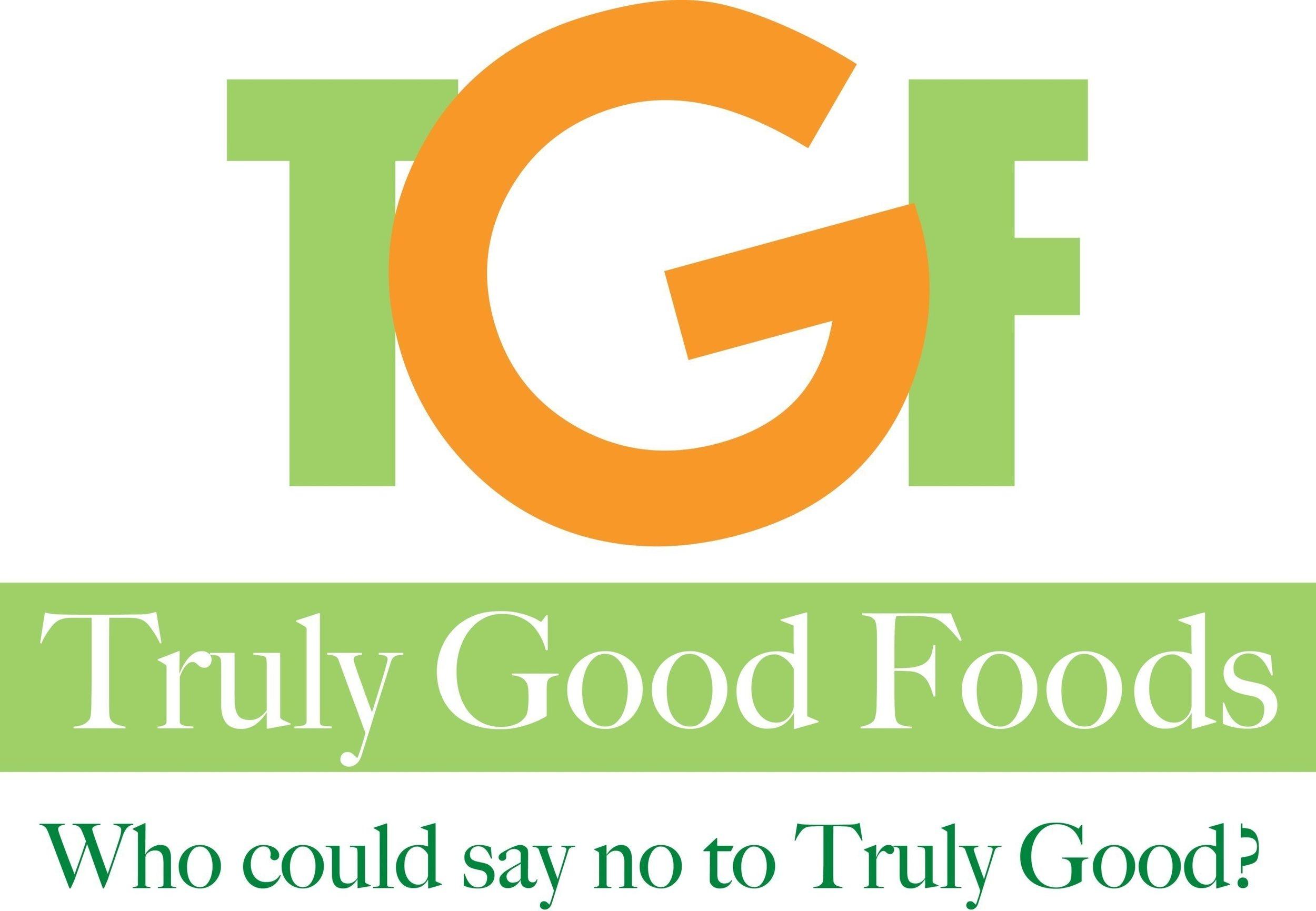 Truly Good Foods - Website
