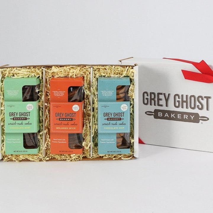 Gift Box: 3 Flavors