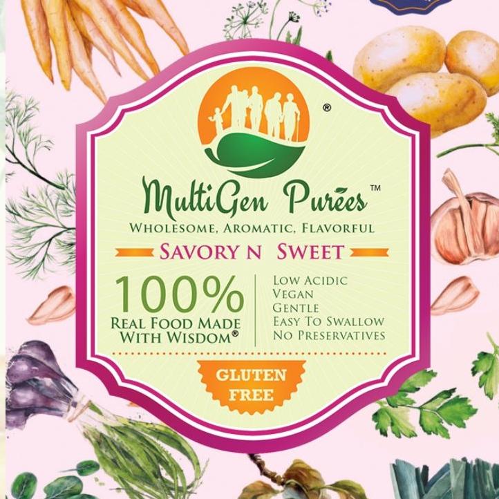 Savory N Sweet Puree