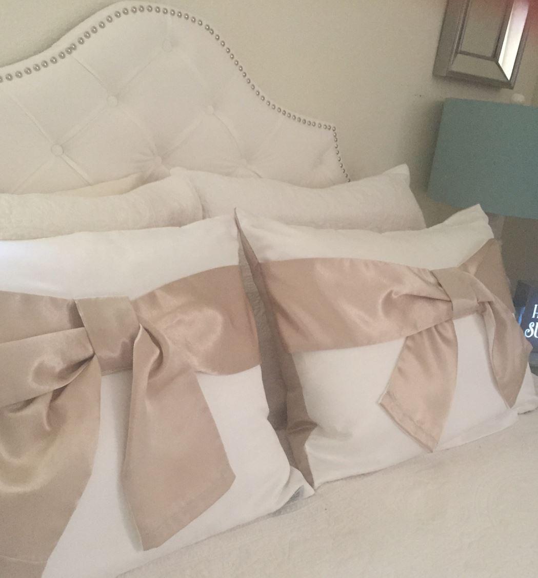 Lux Pillows Plus Satin Pillow Cases