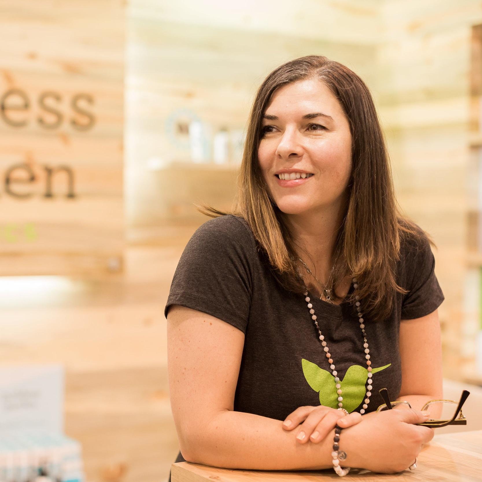 Nova CovingtonFounder & CEO,Goddess Garden -