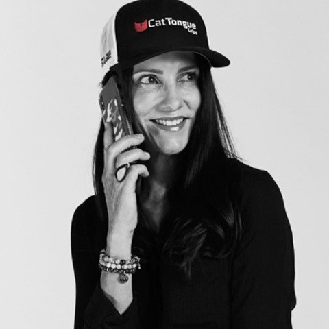 Missy KellyCo-Founder, CEO and PresidentCatTongue Grips -