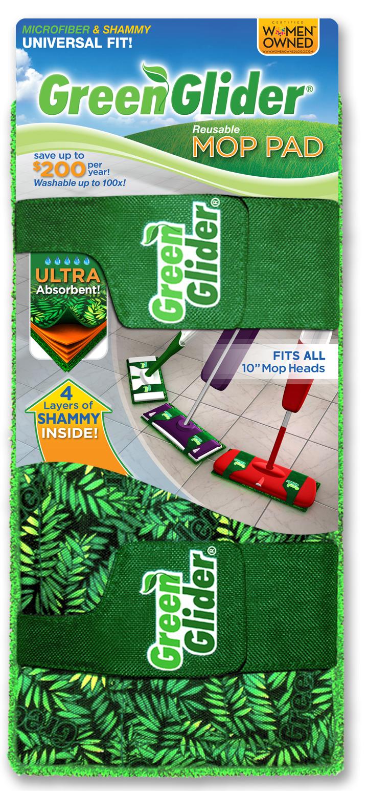 Green Glider with WBENC Logo - Single Unit.jpg