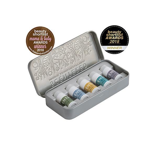 Mindful Aromatherapy Minis Tin