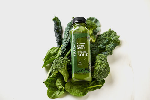 Savory Super Greens