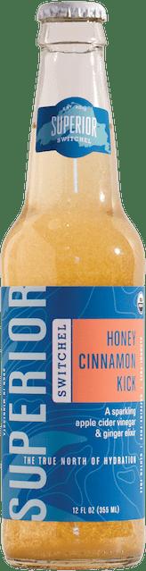 Honey Cinnamon Kick