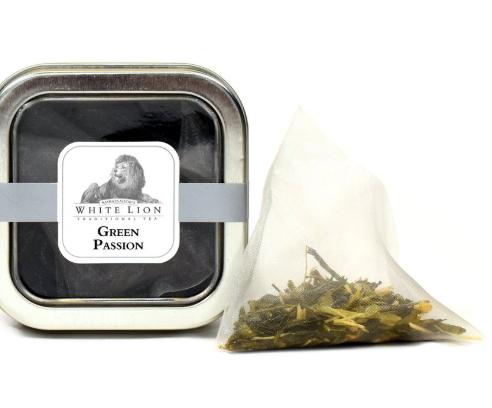 Green Passion Tea
