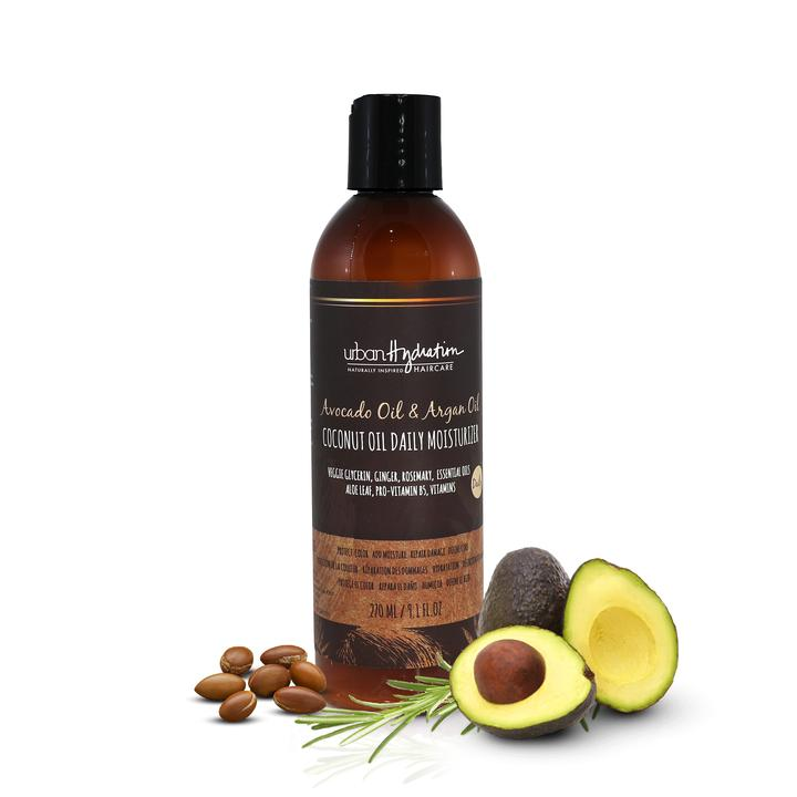 Avocado & Argan Oil Daily Moisturizer
