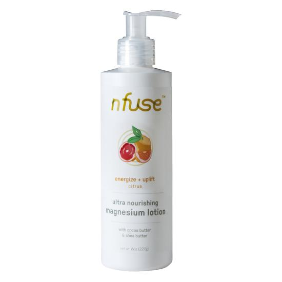 Citrus Magnesium Lotion