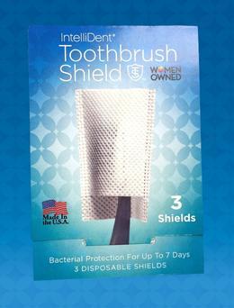Toothbrush Shield