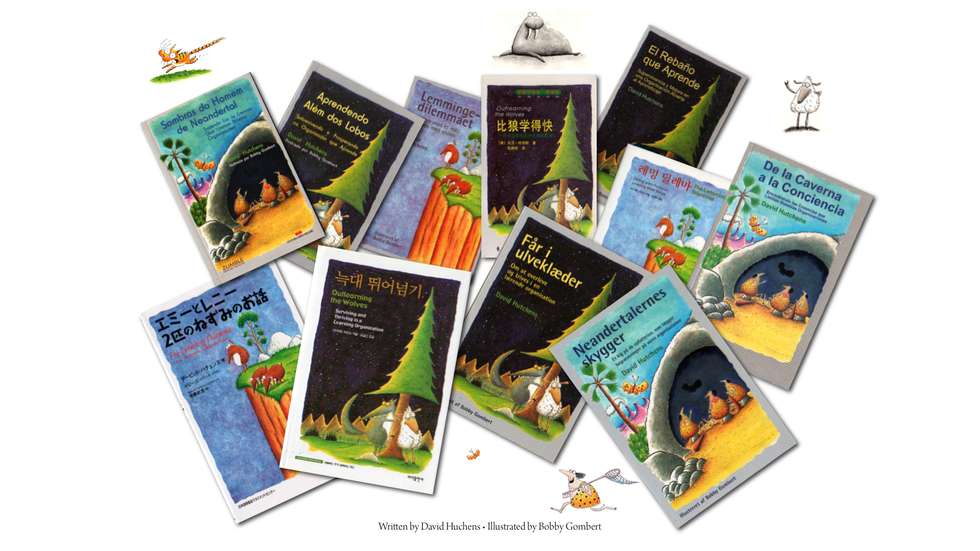 The best-selling Learning Fables series