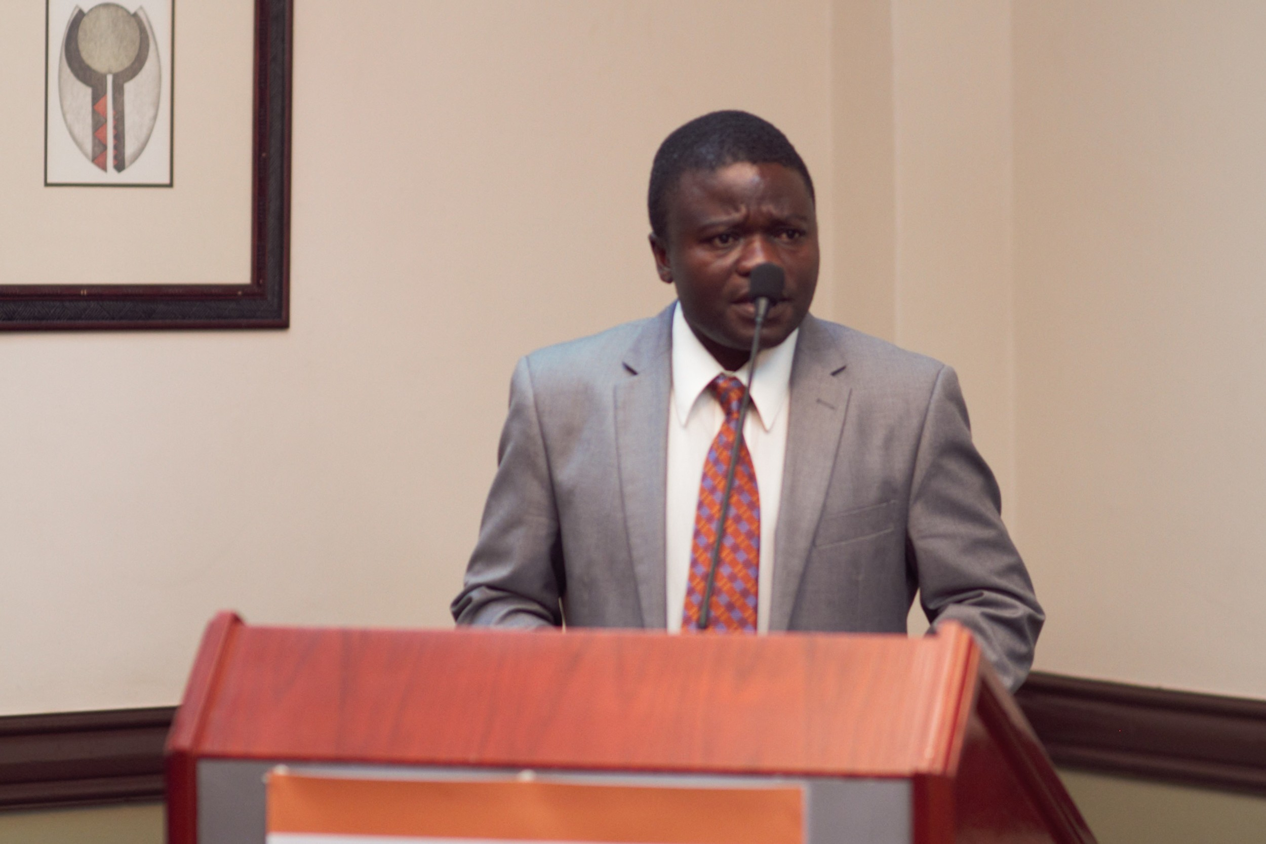 Hon. Dr. Peter Kumpalume, Minister of Health, Malawi