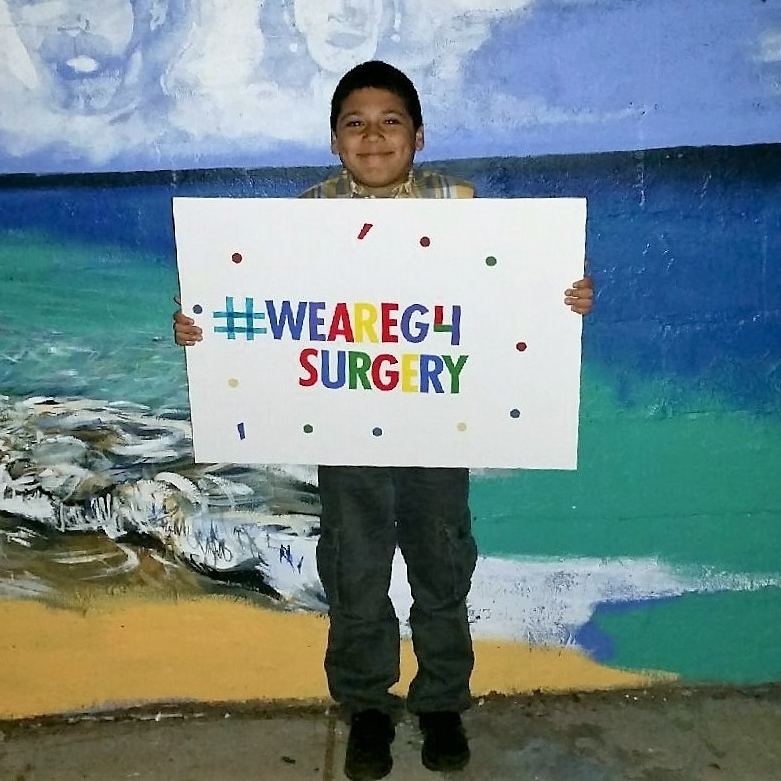 #WeAreG4Surgery