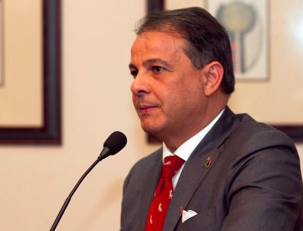 Dr. Reida El Oakley, Minister of Health, Libya