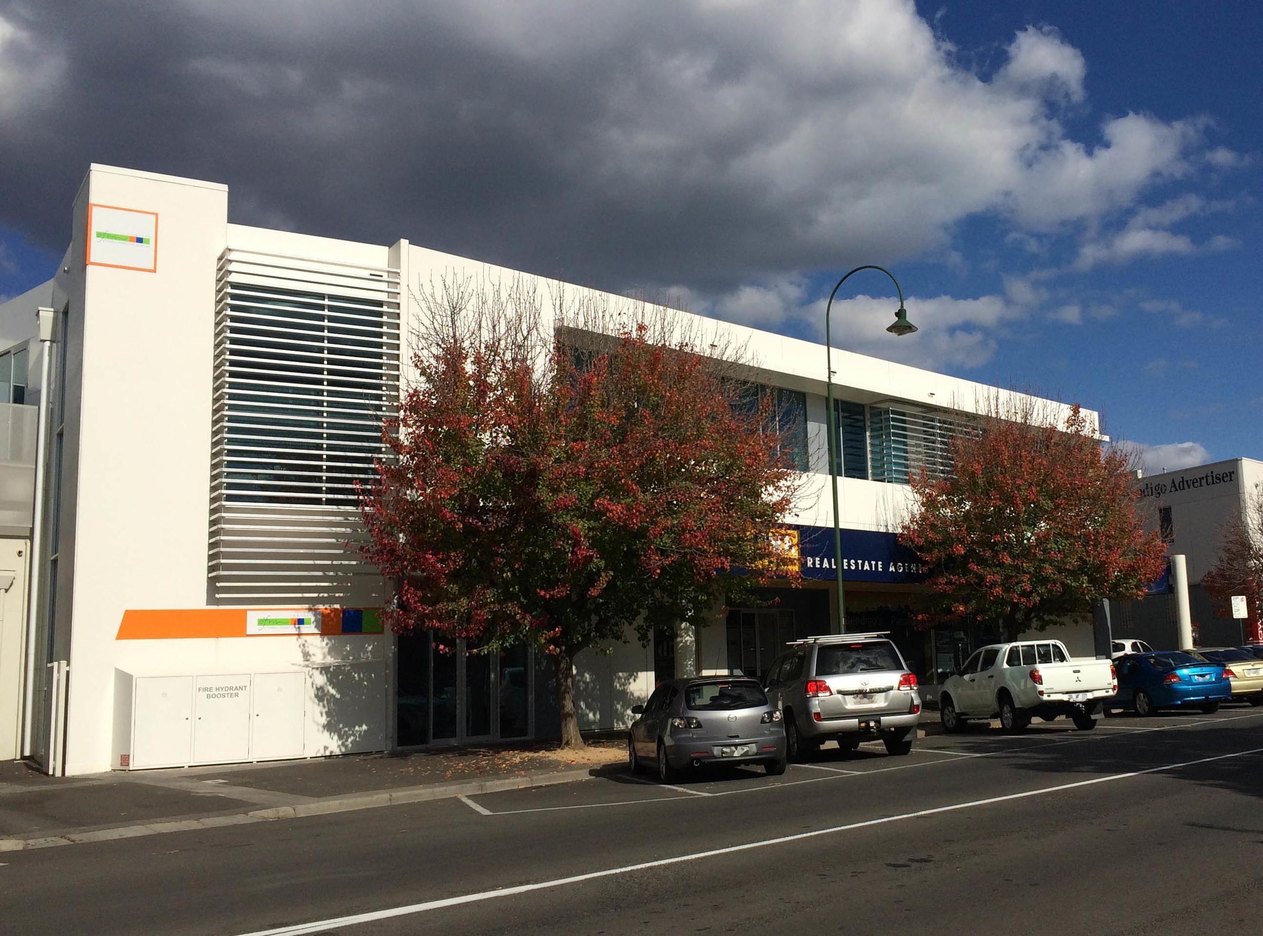 Our building in QUeen Street