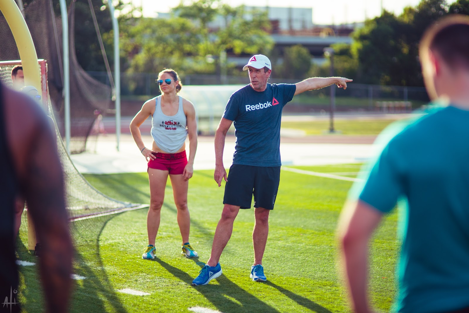 ARE YOU ONE OF OUR AWESOME RUNNERS?   This article is for you!   Ever wonder why we value the strength portion of class so much? Former pro triathlete Chris Hinshaw explains why he was intimidated to attend his first CrossFit class, but now couldn't imagine his life without it.       We would never want you to give up your running roots. In fact, we feel that we can help you get better, by building the muscles that you need to sustain the long runs and recover quicker.       Click here to see what Coach Hinshaw has to say about the marriage between CrossFit and Running.