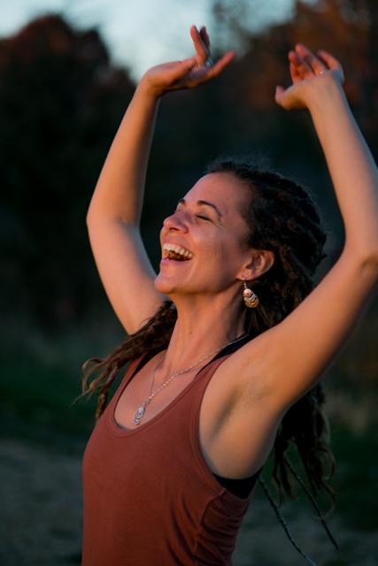 women circle sacred space moon community embodiment dance spirituality