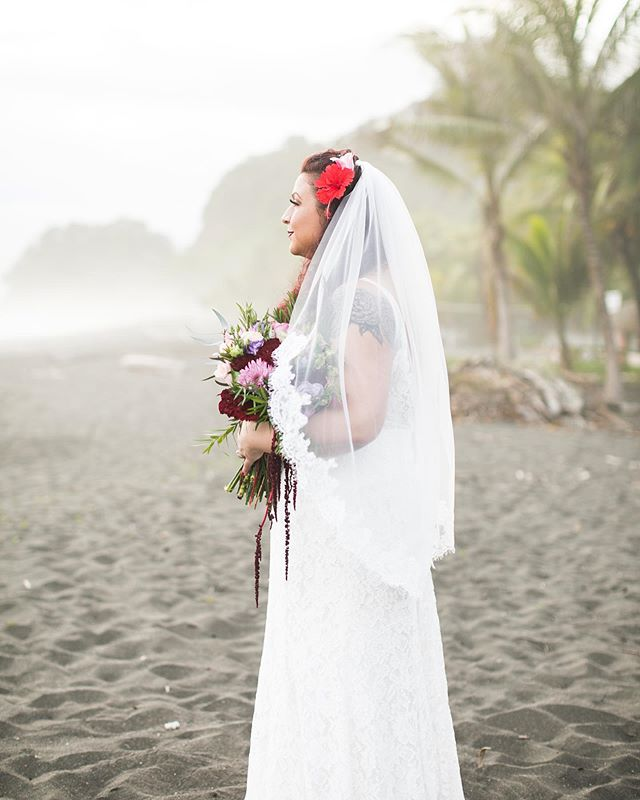 PURA VIDA | First travel wedding of the season in Jaco Beach, Costa Rica. ❤️🌴🌴#costaricaweddingphotographer #costarica