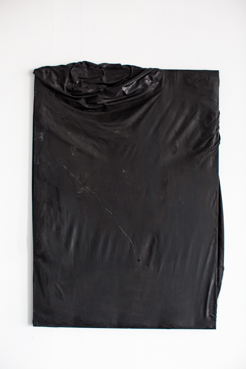 ill fitting 34 x 48%22 paint on fabric, 2014 $900.jpg