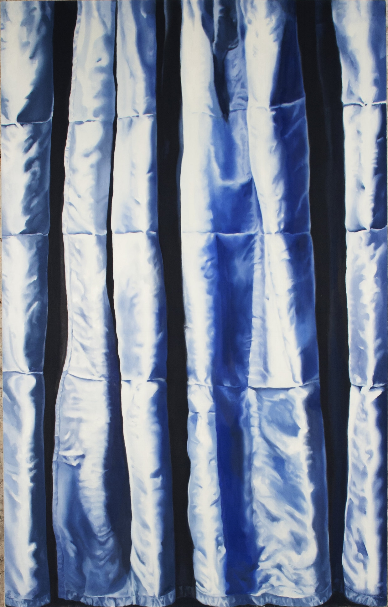 Curtain Drawn 2014 Oil on canvas 36 x 60 inches.jpg