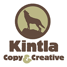 Kintla Copy & Creative Logo