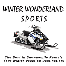 Winter Wonderland Sports Logo