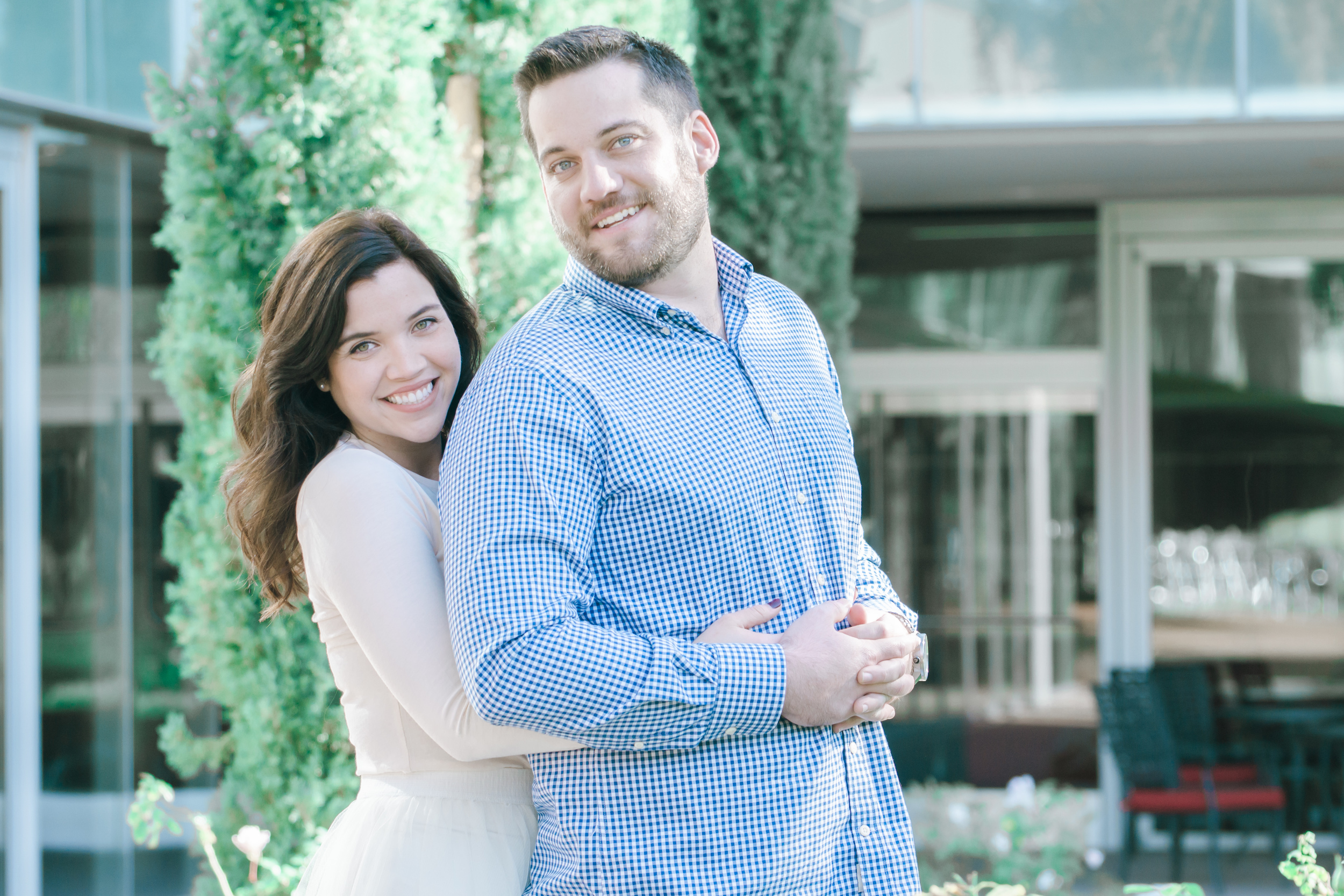 The Sweetest Phoenix Engagement Shoot