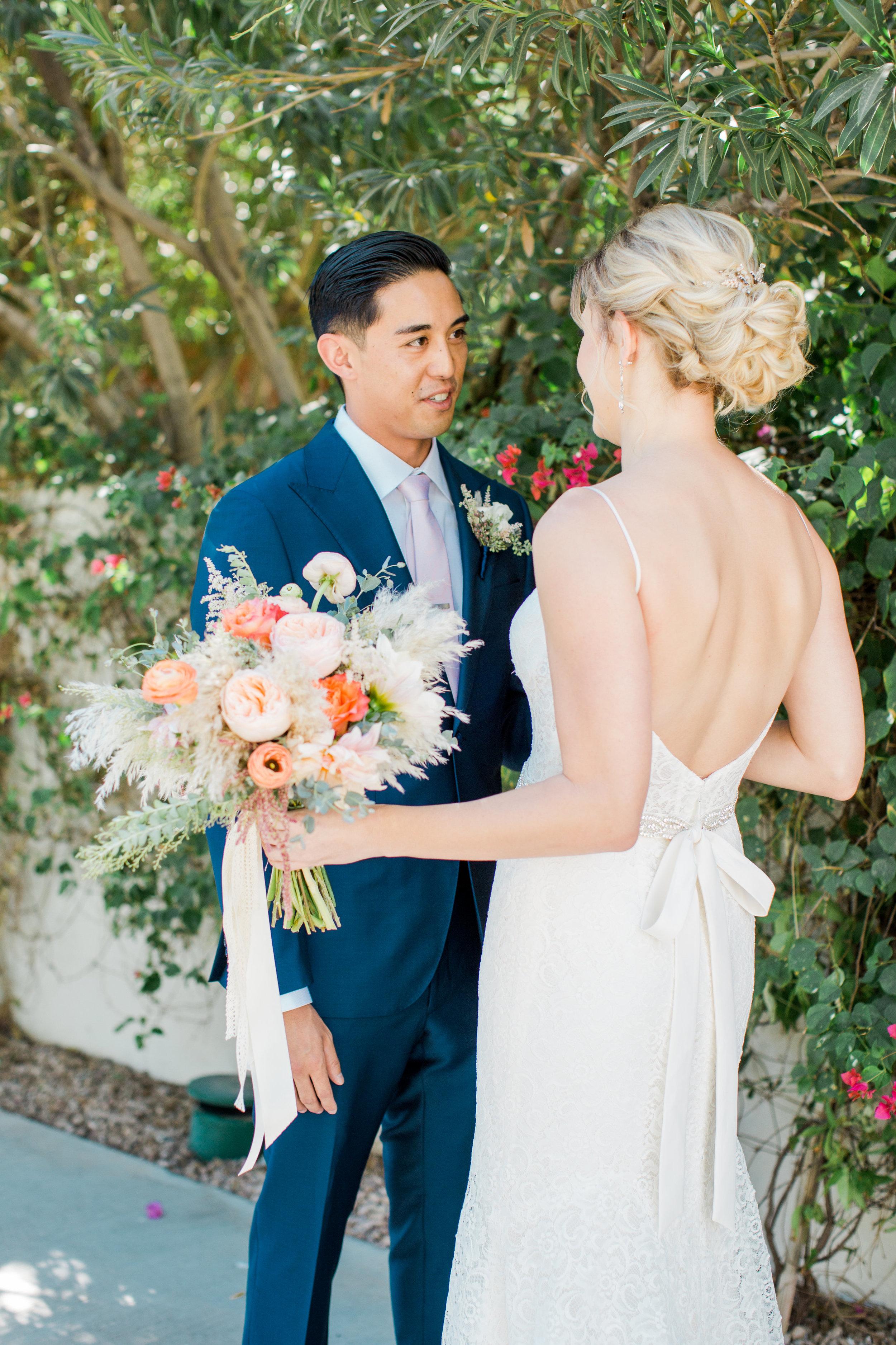 Modern BoHo Desert Garden Wedding Featured on GreyLikes Weddings: Jocelyn & Tommy- Konsider It Done- AZ Arizona Wedding & Event Planner, Designer, Coordinator Planning in Scottsdale, Phoenix, Paradise Valley, Tempe, Gilbert, Mesa, Chandler, Tucson, Sedona